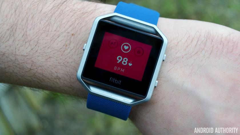 Fitbit Blaze review AA 16