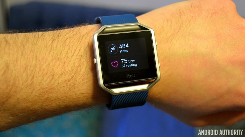 Fitbit Blaze review AA 20