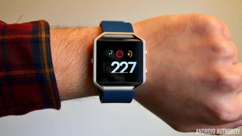 Fitbit Blaze review AA 7