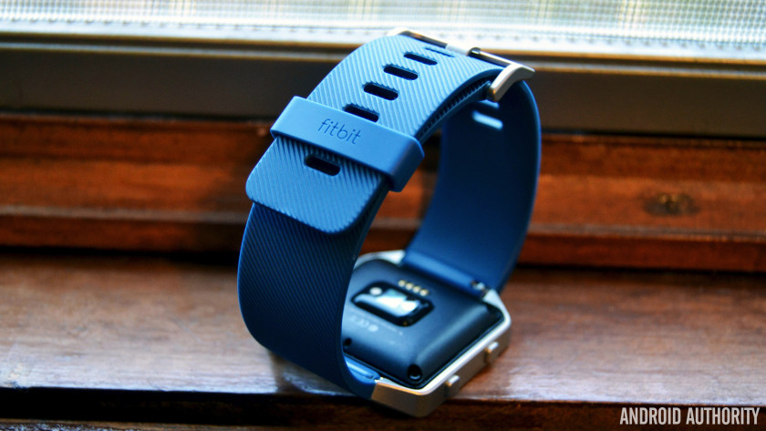 Fitbit Blaze review AA 2