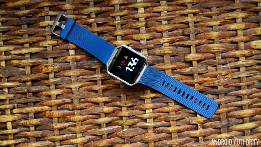 Fitbit Blaze review AA 11