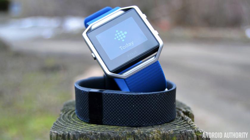 Fitbit Blaze review AA 10
