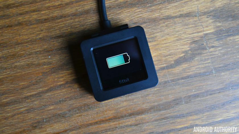Fitbit Blaze review AA 14