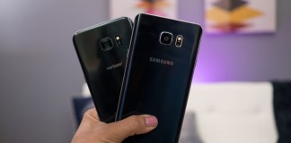 Samsung Galaxy S7 Edge vs Galaxy Note 5
