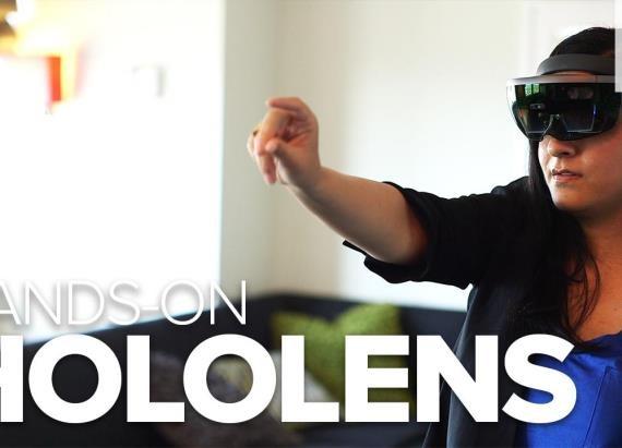 Hands-on: HoloLens