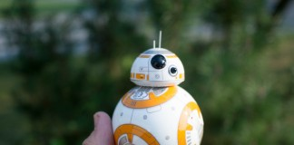Snag Sphero's BB-8 for a discounted $129 through April 10