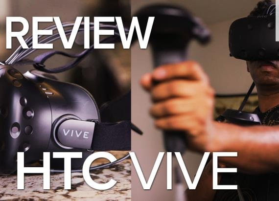 Review: HTC Vive