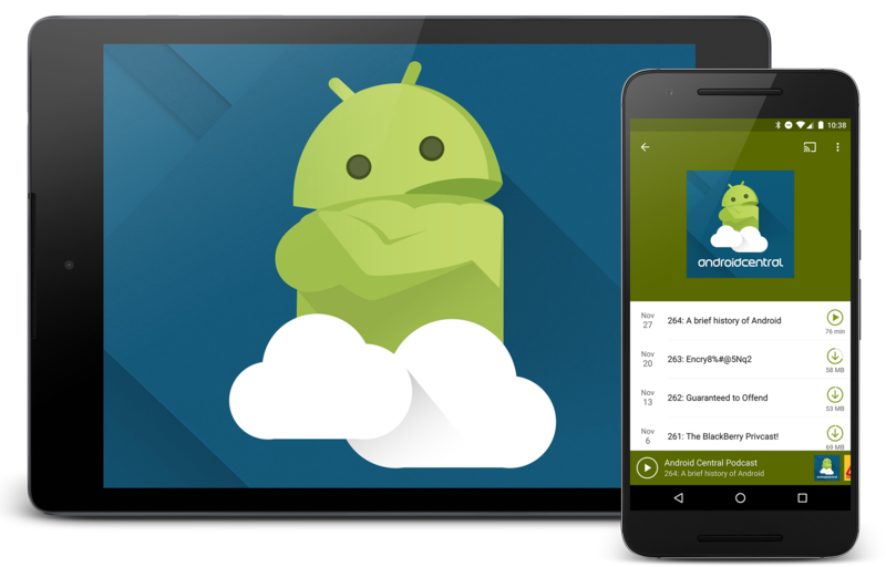 The best podcast apps for Android - AIVAnet