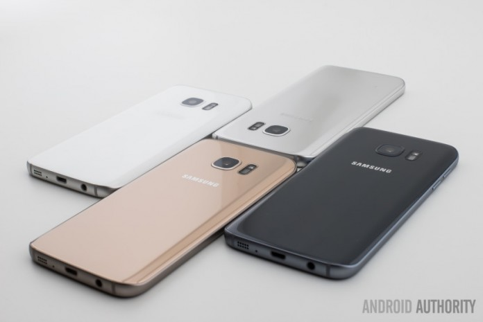 Samsung Galaxy S7 battery life review