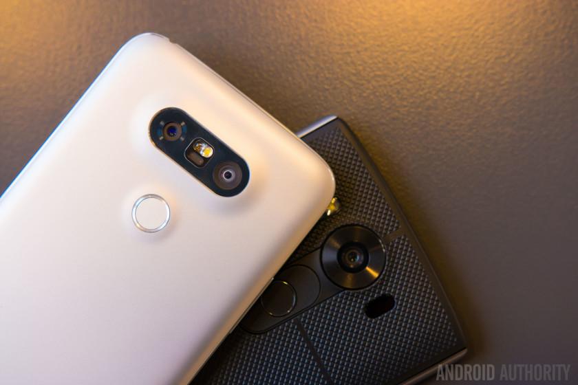 LG G5 vs LG V10 quick look-10