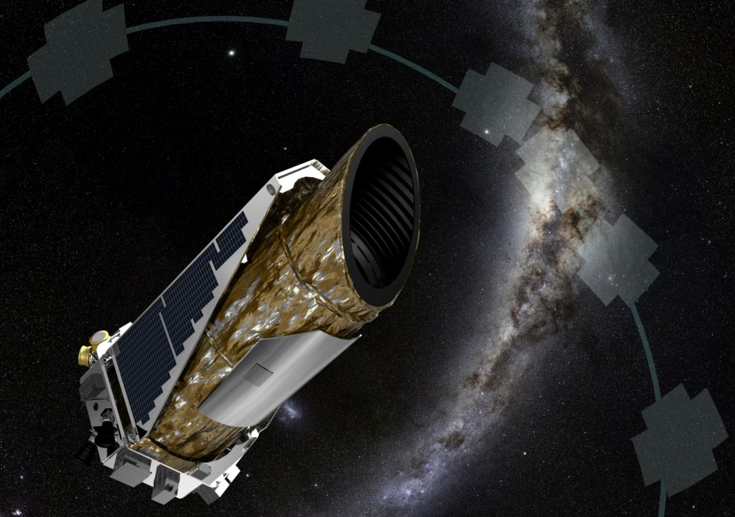 kepler spacecraft feature - 1068×751