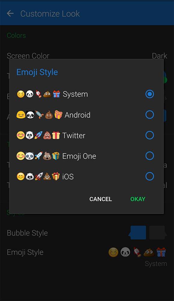 Textra Emoji