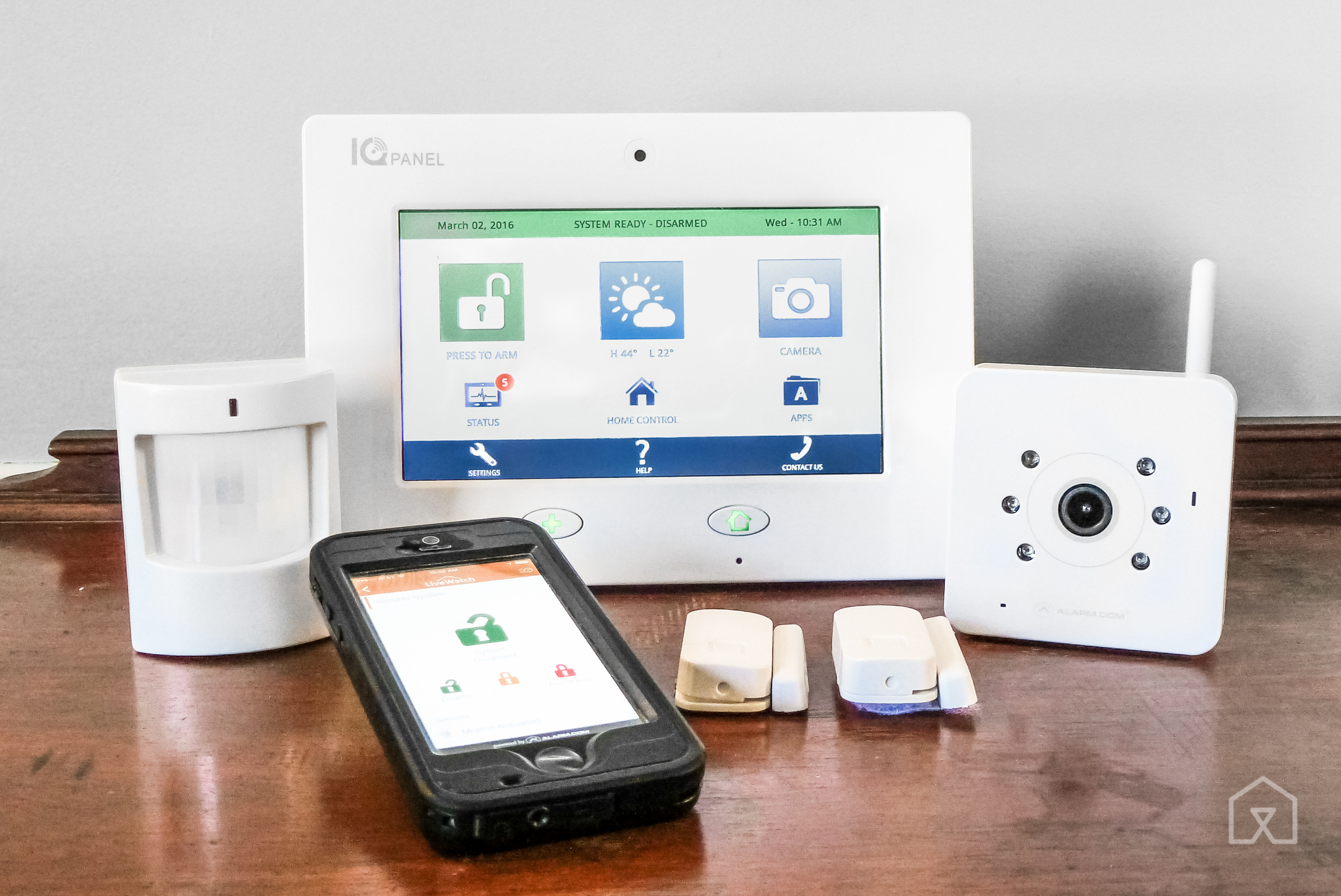 The Best Home Security System Aivanet