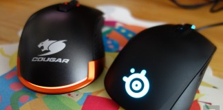 A gaming mouse is a luxury I don't need, but I still want one