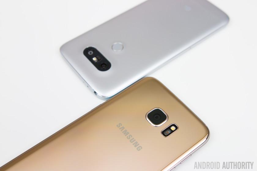 LG G5 vs Samsung Galaxy S7 Edge-6