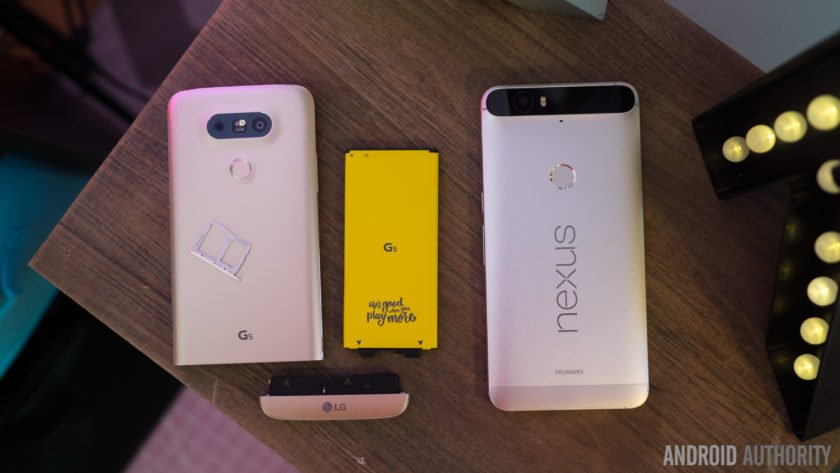 LG G5 vs Nexus 6P 4 of 14