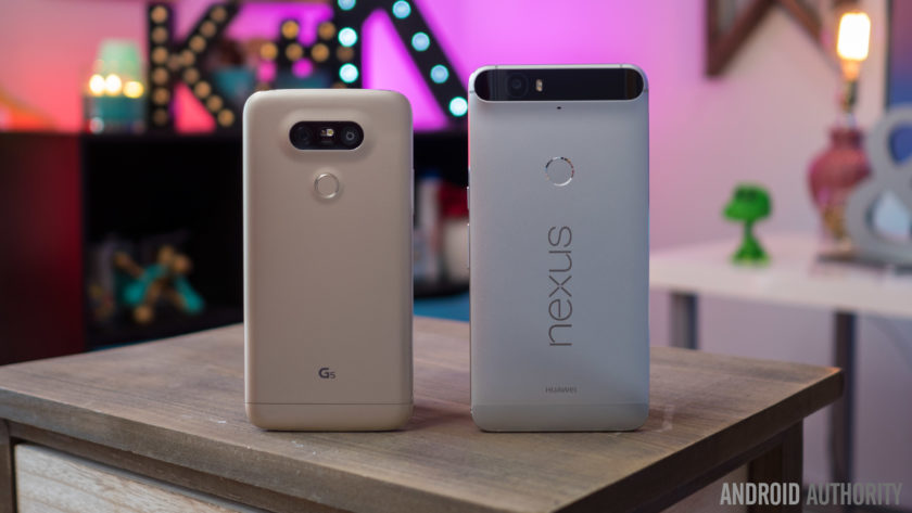 LG G5 vs Nexus 6P 14 of 14