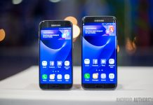 Galaxy S7 v S7 Edge battery life showdown