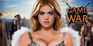 Not even Kate Upton's 'talent' can keep Game of War from being a hot mess! [Review]