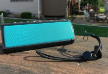 A Bluetooth speaker to withstand the elements: WAE Outdoor Rush review