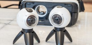 Samsung Gear 360 launches in Korea alongside Galaxy J series
