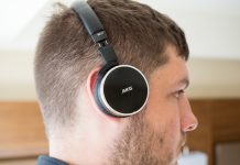 AKG N60NC noise-canceling headphones review: Flip a switch and shut out the world