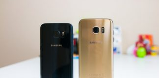 Samsung Galaxy S7 Vs Samsung Galaxy S7 Edge