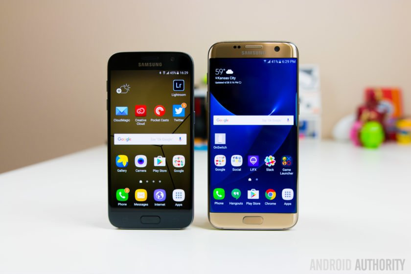 Samsung Galaxy S7 vs S7 Edge-5
