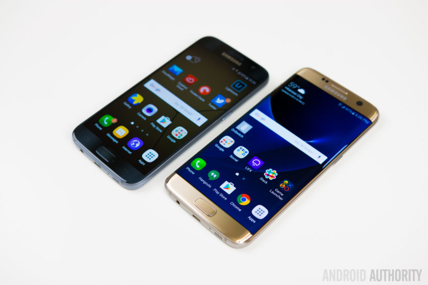 Samsung Galaxy S7 vs S7 Edge-2