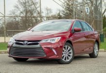 2016 Toyota Camry review - Roadshow