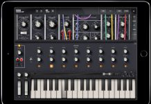 Moog Brings Iconic Model 15 Analog Synthesizer to iOS