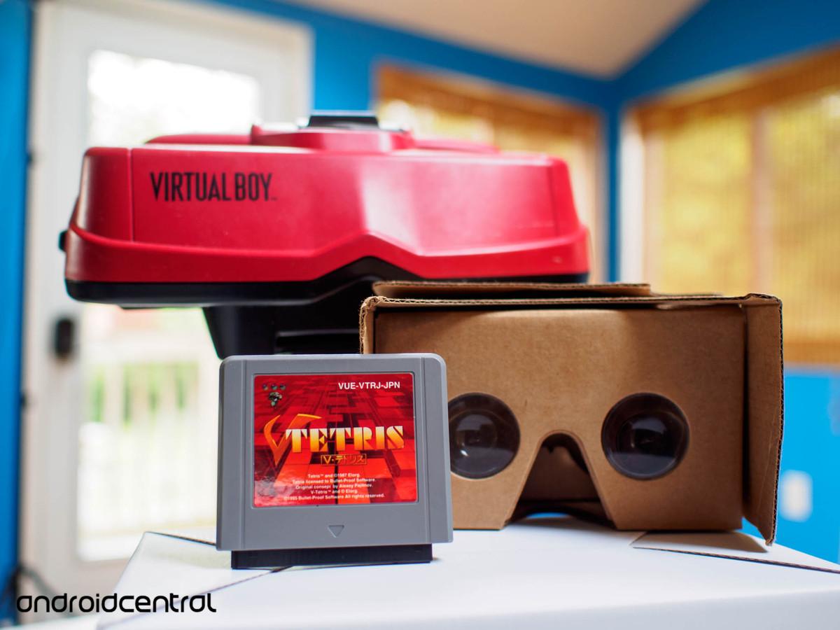 You can now enjoy Nintendo Virtual Boy games on Google