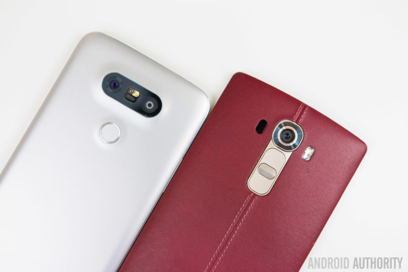LG G5 VS LG G4-11