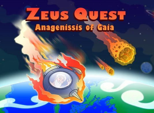 Zeus Quest Remastered: A point-and-click adventure from 2008 – and it shows (Review)