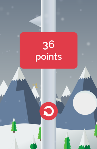 36 points: nothing to laugh at!