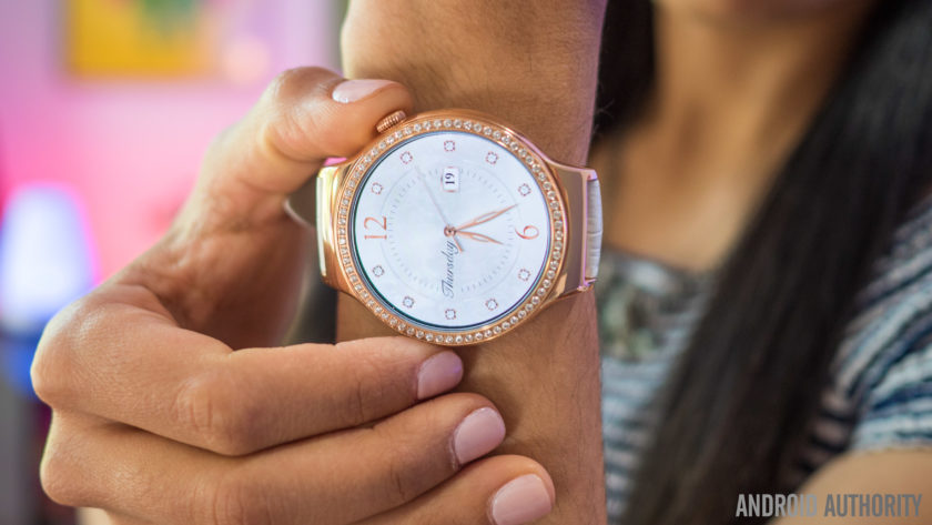Huawei Watch Jewel Review 11of12