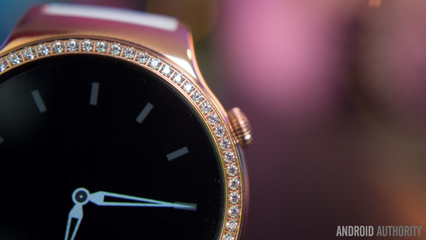 Huawei Watch Jewel Review 2of12