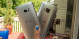 HTC 10 vs HTC One M9