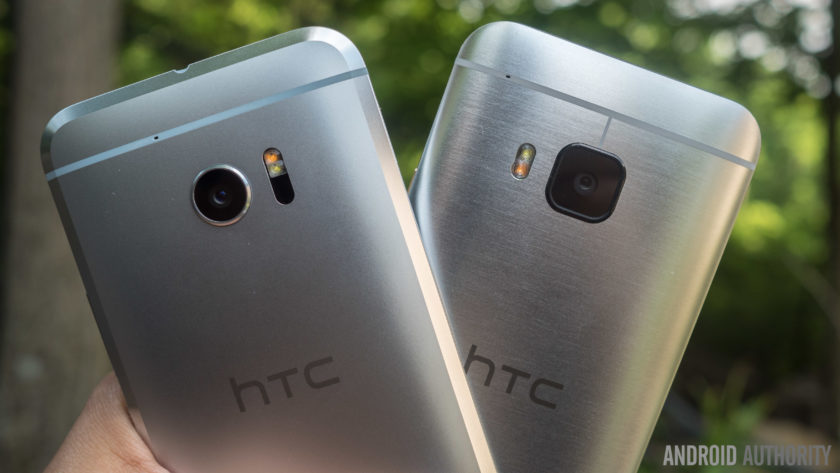 htc10 vs htc one m9 6of10