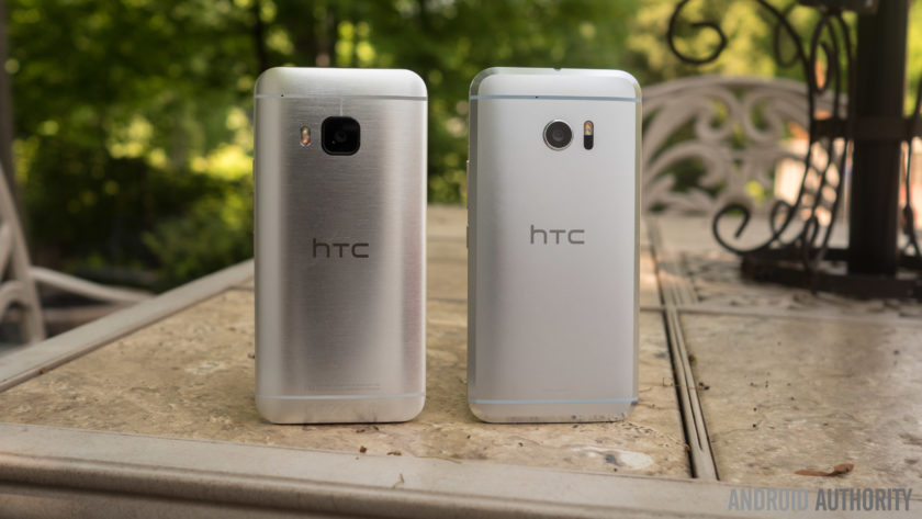 htc10 vs htc one m9 9of10