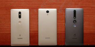 Lenovo PHAB 2, PHAB2 Plus, PHAB2 Pro hands on