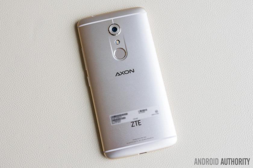 ZTE Axon 7 hands on | AIVAnet