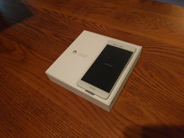 Huawei P9 Hardware