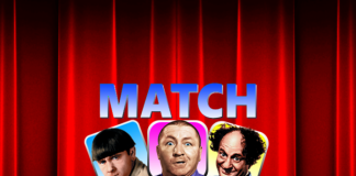 Match the Three Stooges is exactly what you think it is (review)