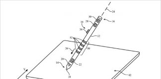 Apple Invents Touch-Sensitive Stylus, Mobile That Knows Which Hand You're Using