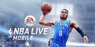 NBA LIVE Mobile: Basketball in your pocket (Review)