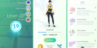 Here's exactly what you get at every Pokemon Go level     - CNET