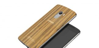 Lenovo dresses up the Vibe K4 Note in wood