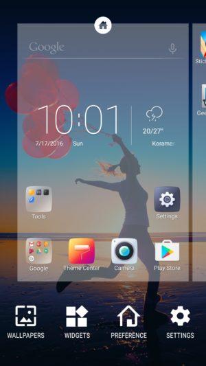 Lenovo K4 Note screenshot - software-8