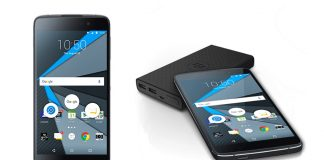 BlackBerry's second Android phone is a toughened Alcatel